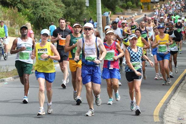 Road Closures for the Two Oceans Marathon